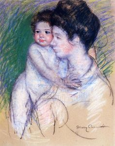 Mary Stevenson Cassatt - Motherhood