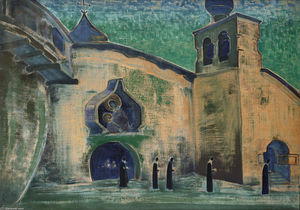 Nicholas Roerich - And we bring the light