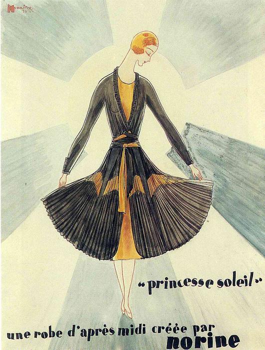 `Advertisment pour ``Norine``` ( 11 ), 1925 de Rene Magritte (1898-1967, Belgium)   Copie ...