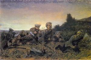 Scouts at Sevastopol
