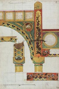 Details of golden gates