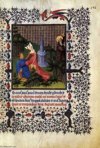 Limbourg Brothers - The Belles Heures of Jean, Duke of Berry