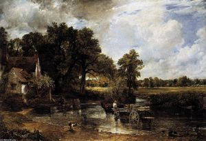 John Constable - The Hay-Wain