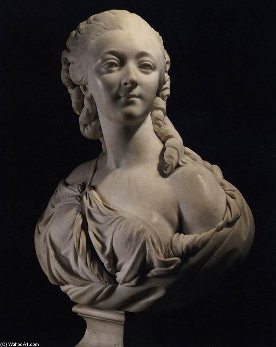 """Résultat de recherche d'images pour """"Madame du Barry par Augustin Pajou"""""""
