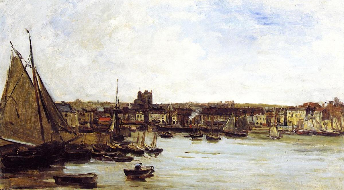 Resultado de imagen para puerto de Dieppe