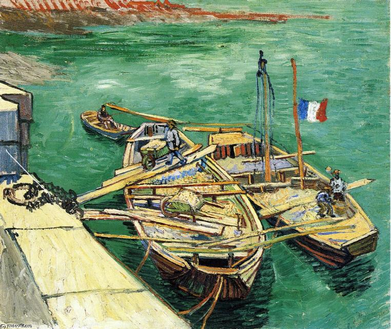 Chiatte Sand - Vincent Van Gogh