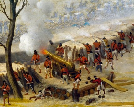 Artilharia do Paraguai, Cándido Lopez