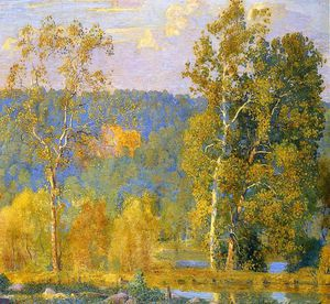 Daniel Garber - Later Afternoon