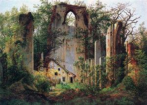 Monastery ruin Eldena