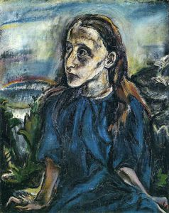 Oskar Kokoschka - untitled (7292)