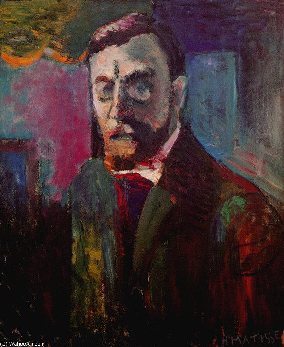 Картинки по запросу henri matisse autoportrait 1900