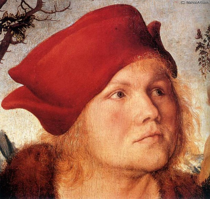 untitled by Lucas Cranach The Elder (1472-1553, Germany) | Museum Quality Copies Lucas Cranach The Elder | WahooArt.com