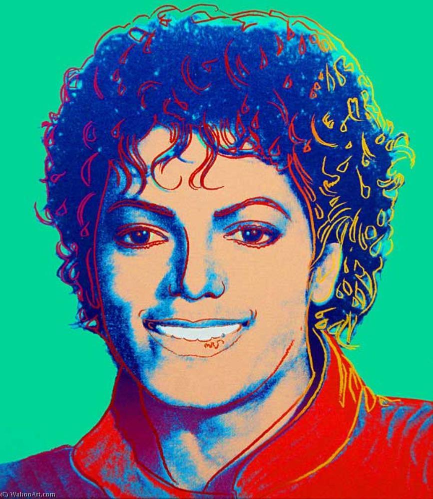 Michael Jackson Von Andy Warhol 1928 1987 United States