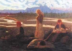 Family of emigrants