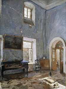 The Hall of the Old House