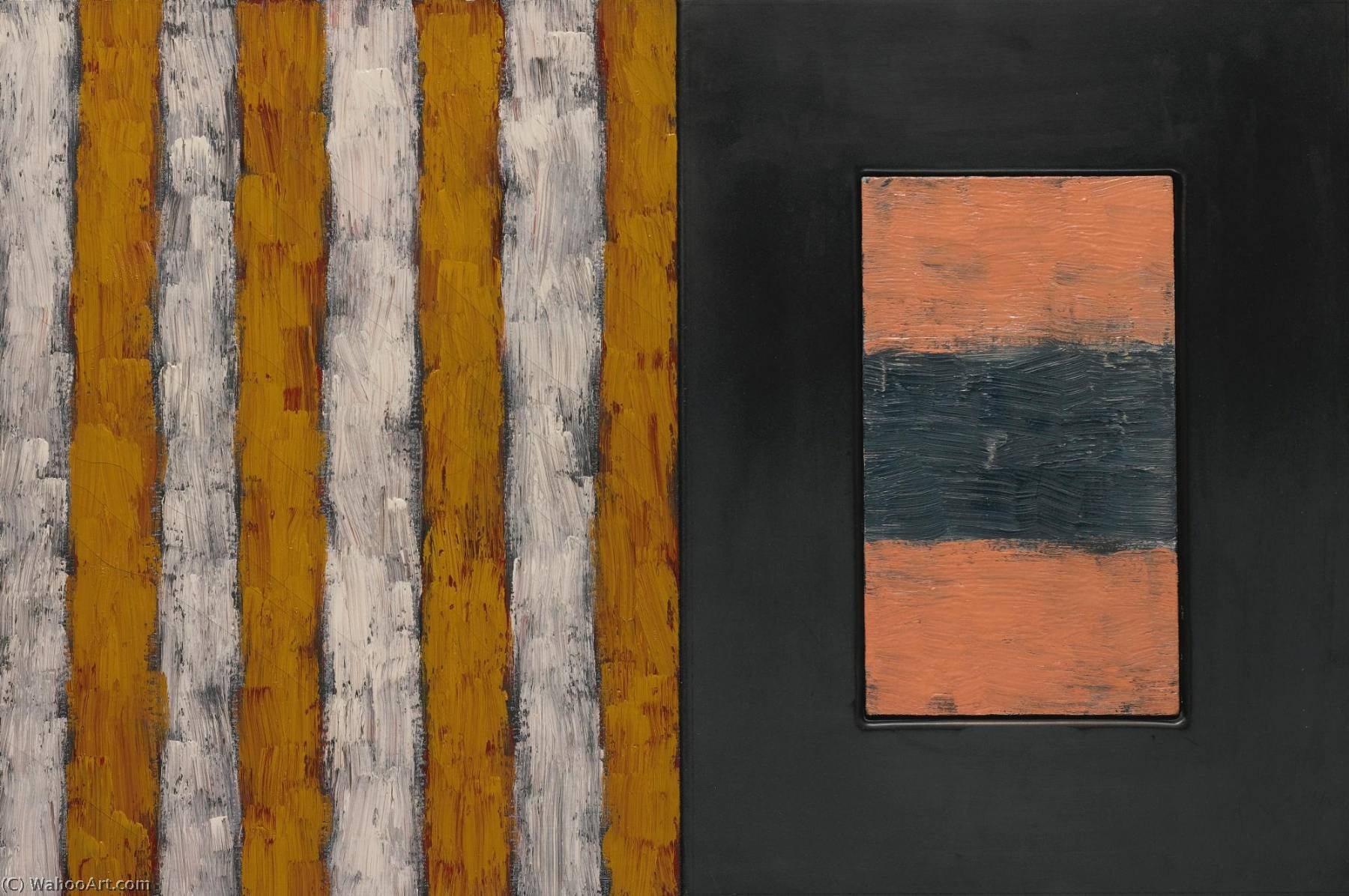 Unst de Sean Scully | | WahooArt.com