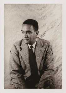 Richard Wright, from the portfolio O Write My Name American Portraits, Harlem Heroes
