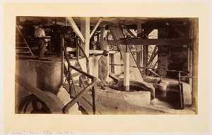 Machinery for Pulping Coffee Las Nubes