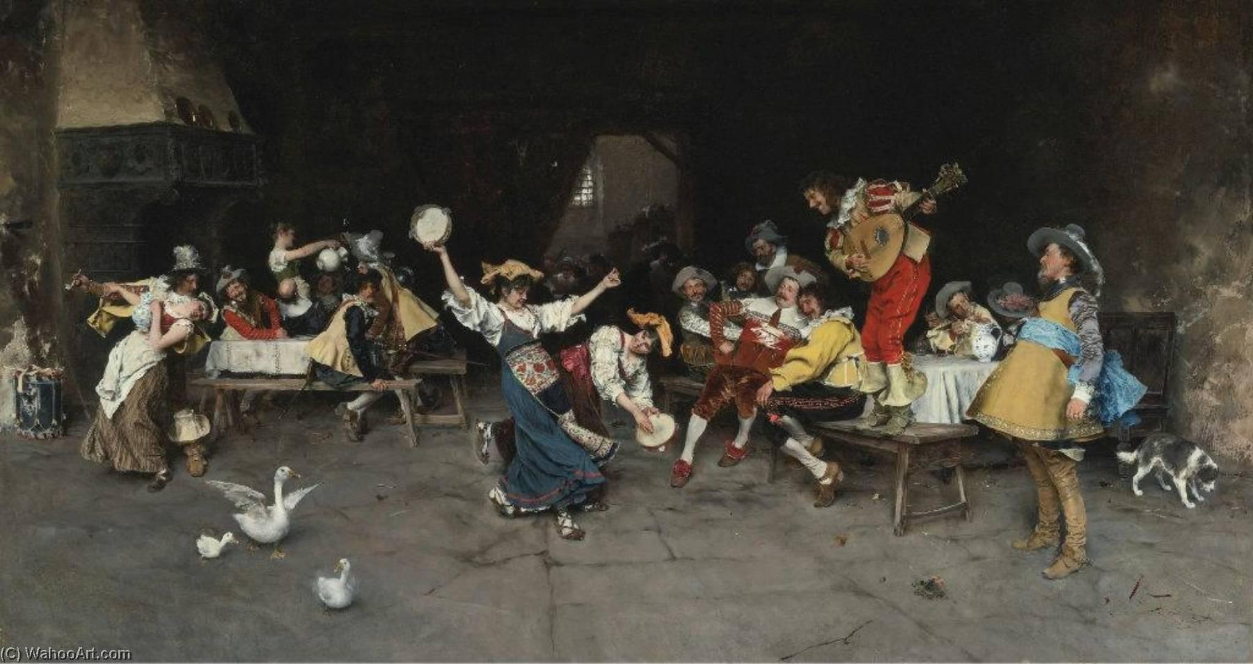танец в таверне картинки представлены все обои