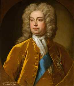 Michael Dahl - Sir Robert Walpole (1676–1745), Later 1st Earl of Orford