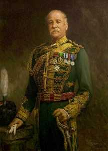 Arthur Spooner - The Right Honourable Viscount Galway, CB, Chairman of the County Council (1914–1928)