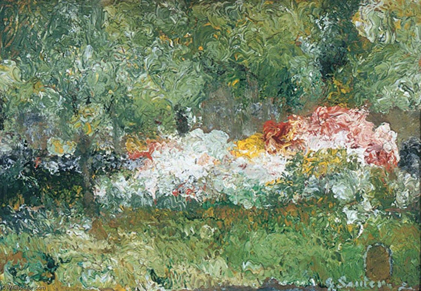 studio di fiori, 1908 di Georg Sauter | Riproduzioni Di Quadri ...