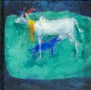 Sacred Cow and Calf