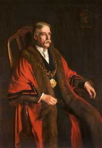Robert Edward Morrison - Sir John Meadows Frost (1856–1935), Mayor of Chester (1913–1918)