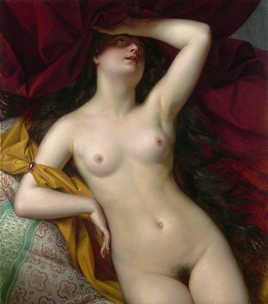 Famous female nudes paintings, jailbait girl sex big booty