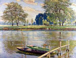 Alice Maud Fanner - Runnymede