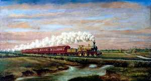 Jas Longden - London, Brighton and South Coast Railway Royal Train