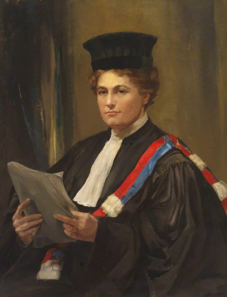 Profesor Carolino Spurgeon ( 1869–1942 ) de Alice Mary Burton ...