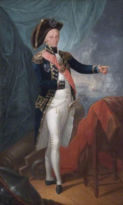 Almirante Nelson ( 1758–1805 ) de Leonardo Guzzardi ...